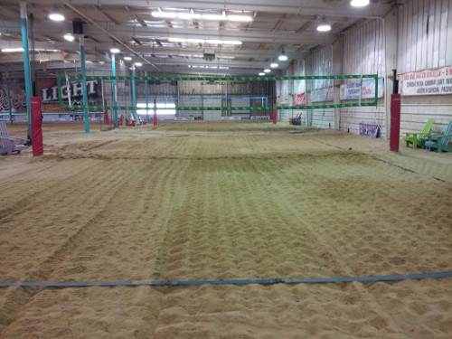 Oasis Sand Courts Indoor