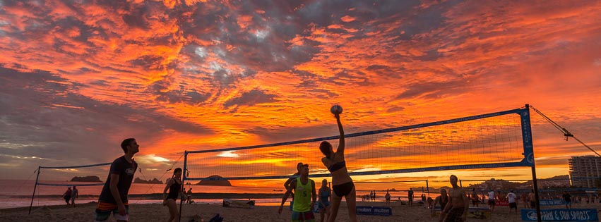 Volleyball Vacations